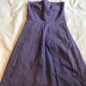 NWOT J. Crew Textured Casual Dress